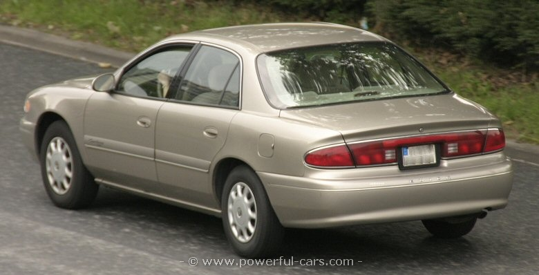 1997 buick century information and photos momentcar. Black Bedroom Furniture Sets. Home Design Ideas