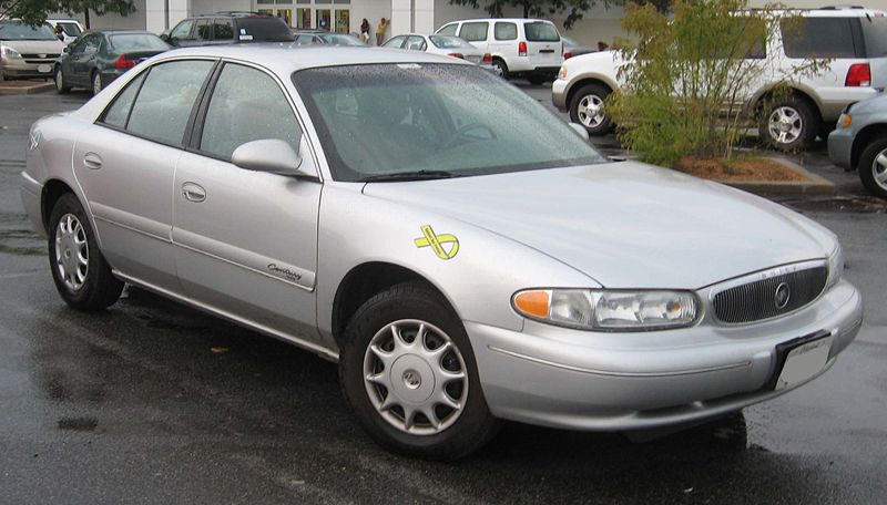 1998 buick century information and photos momentcar. Black Bedroom Furniture Sets. Home Design Ideas