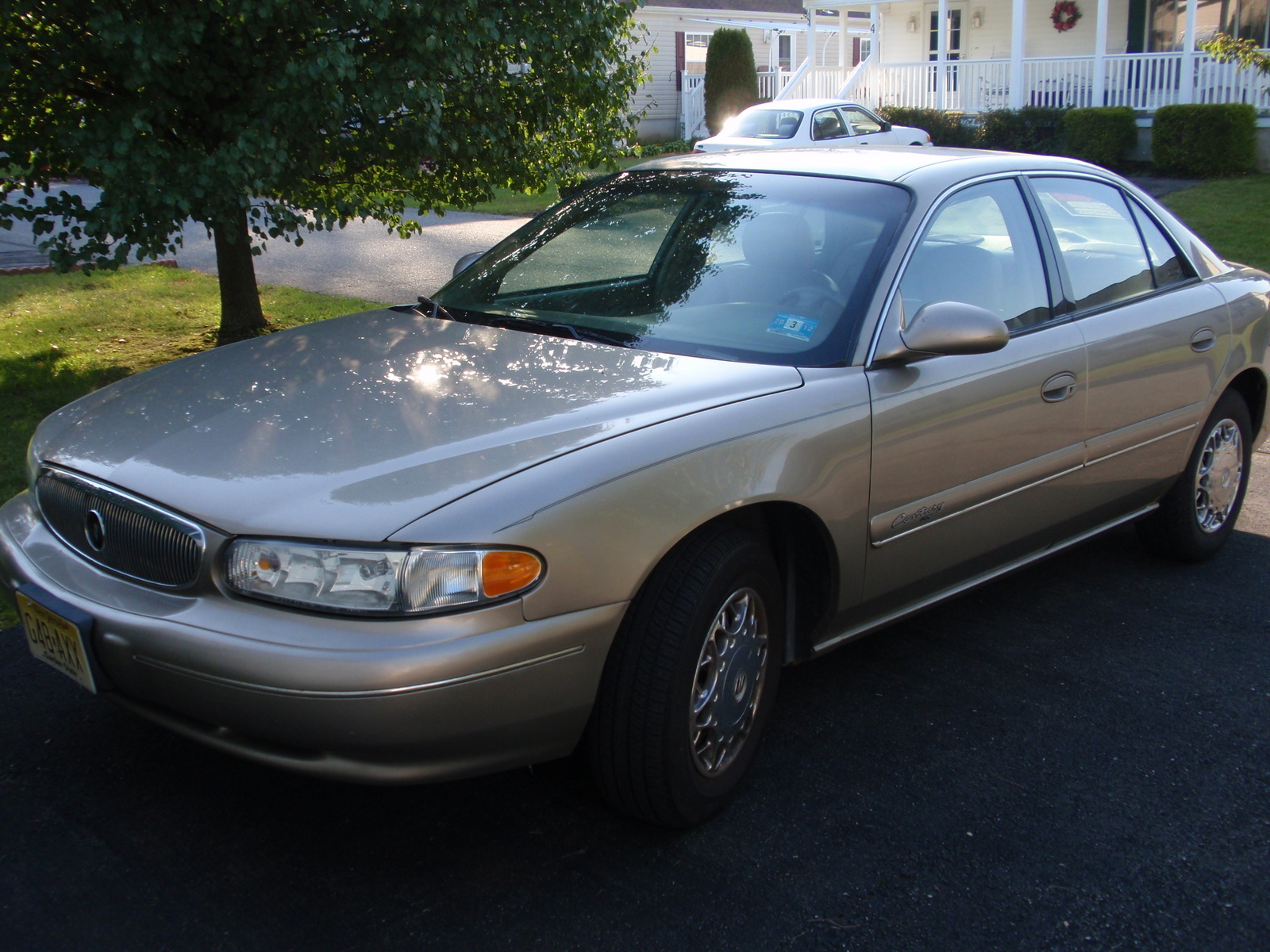 2002 Buick Century Information And Photos Momentcar