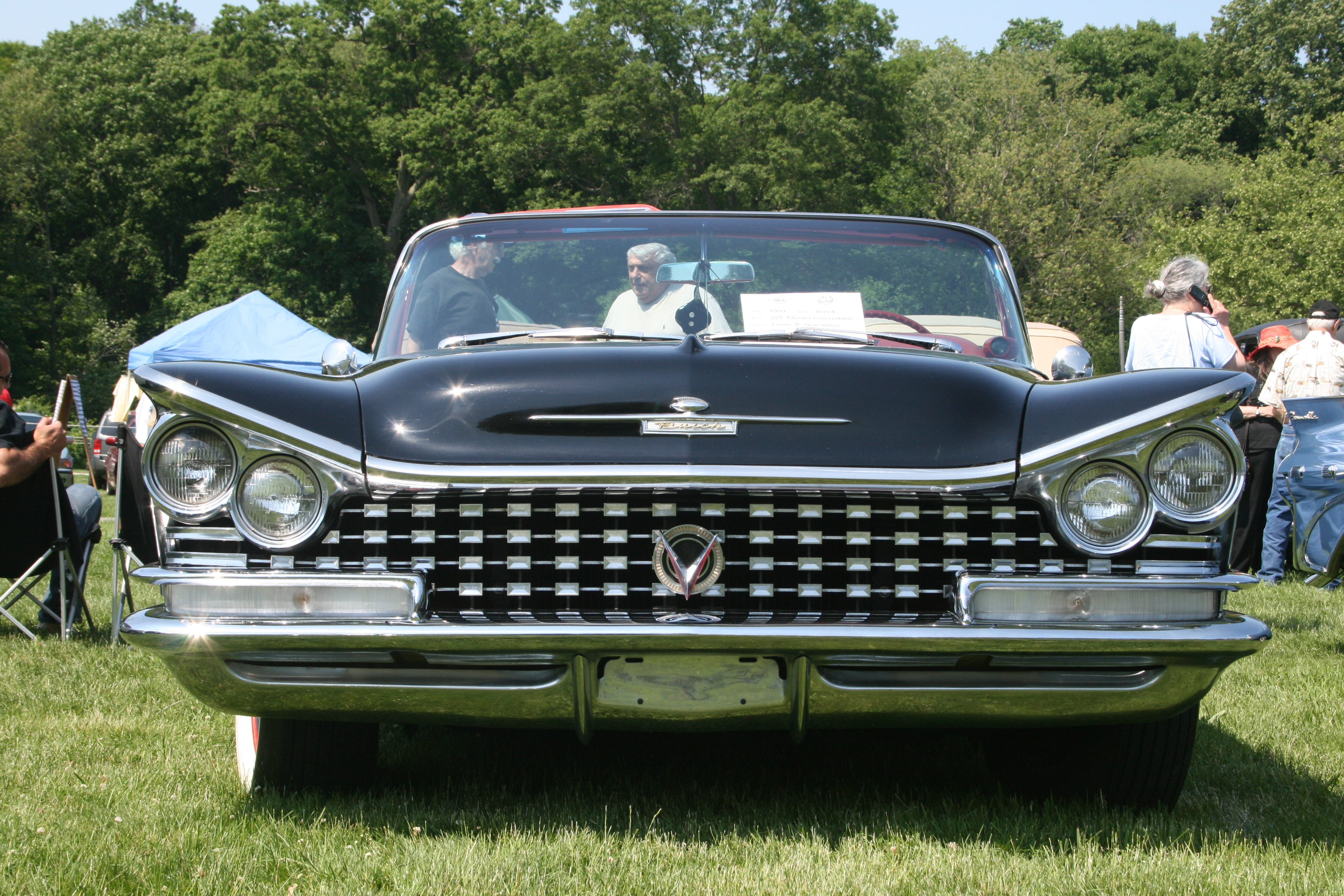 1959 lincoln continental convertible submited images pic2fly - The 1959 Electra