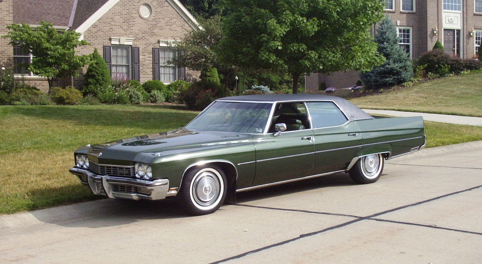 1972 Buick Electra Information And Photos Momentcar