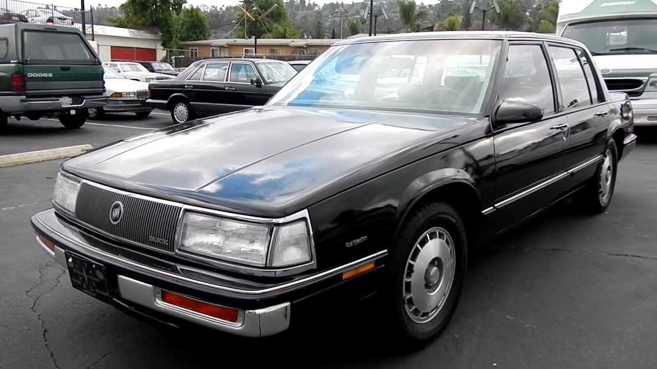 Buick Electra 1987 #3