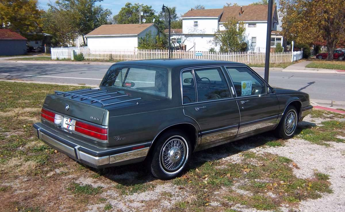 1988 Buick Electra Information And Photos Momentcar