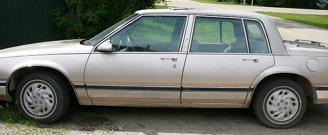 Buick Electra 1990 #7
