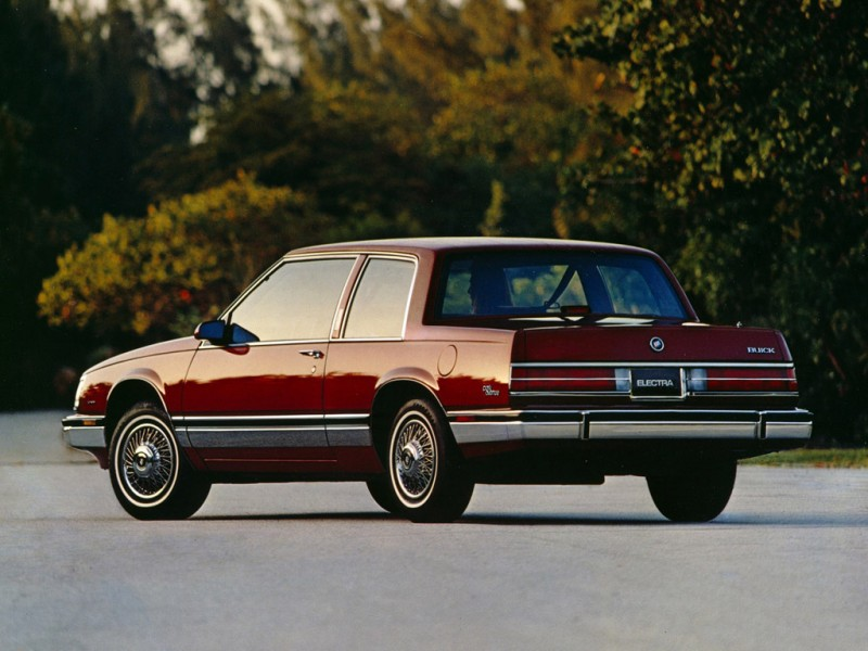 Buick Electra 1990 #10