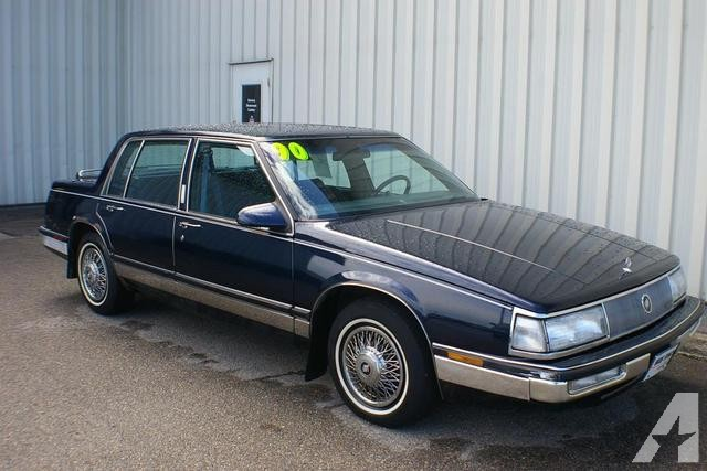 1990 Buick Electra Information And Photos Momentcar