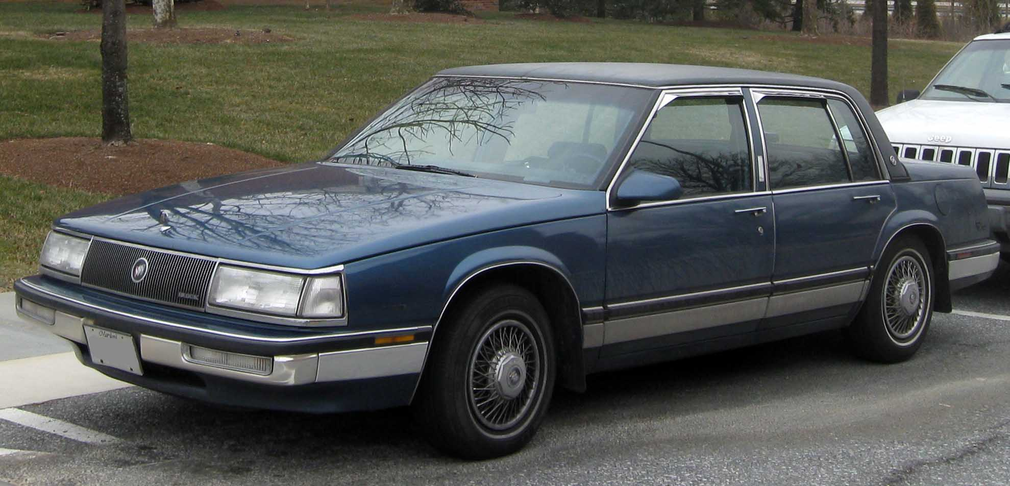 Buick Electra 1990 #16