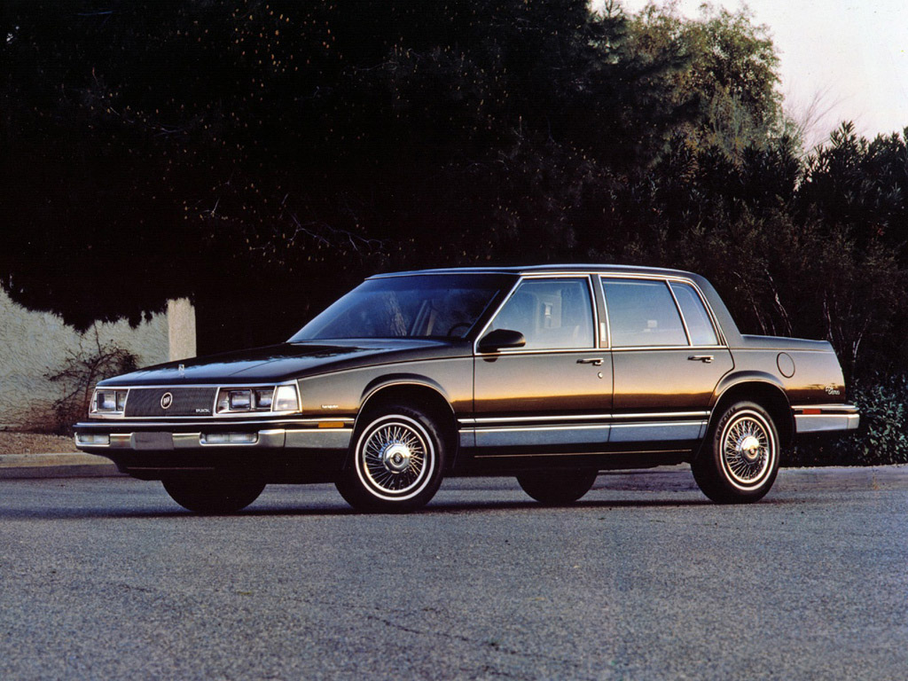Buick Electra 1990 #2