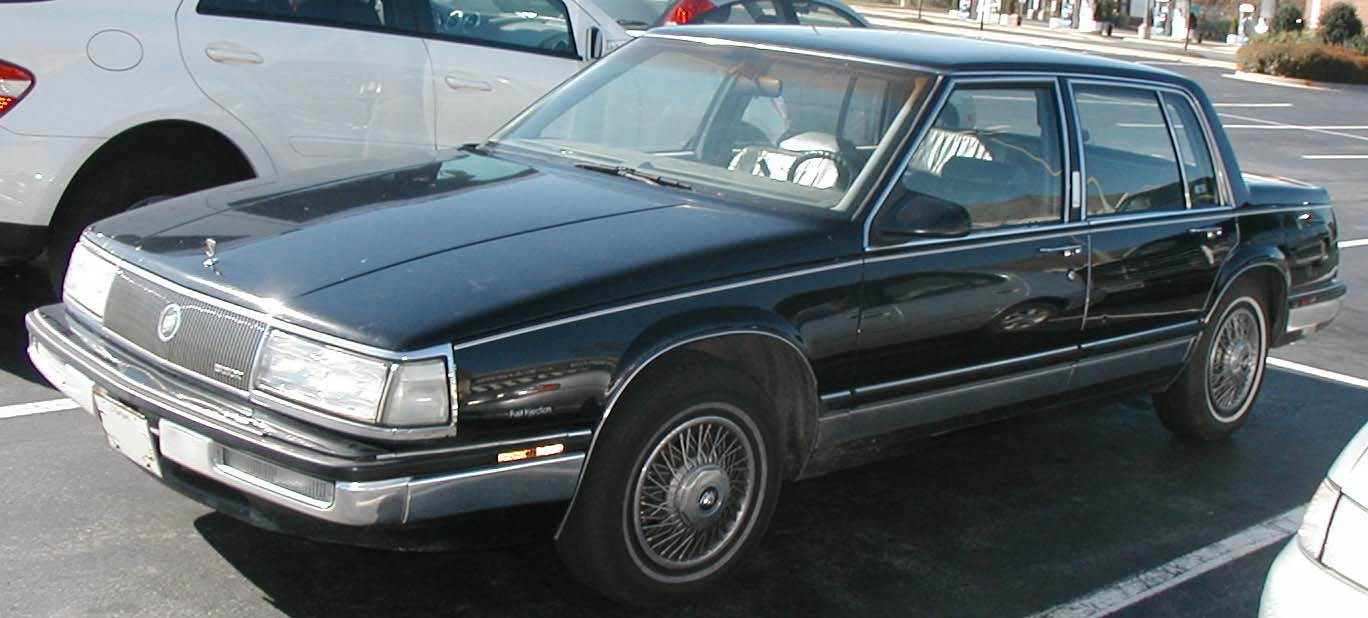 Buick Electra 1990 #3