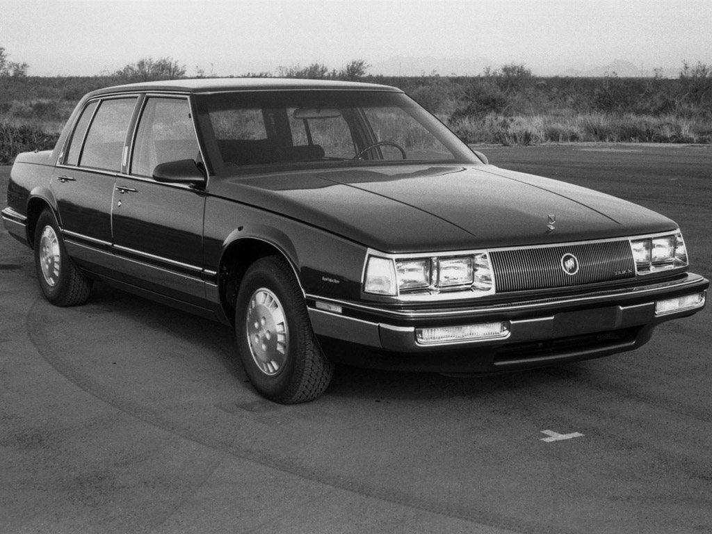 Buick Electra 1990 #5