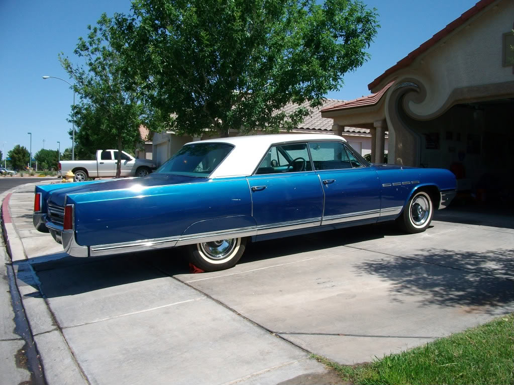 1964 Buick Electra 225 Information And Photos Momentcar