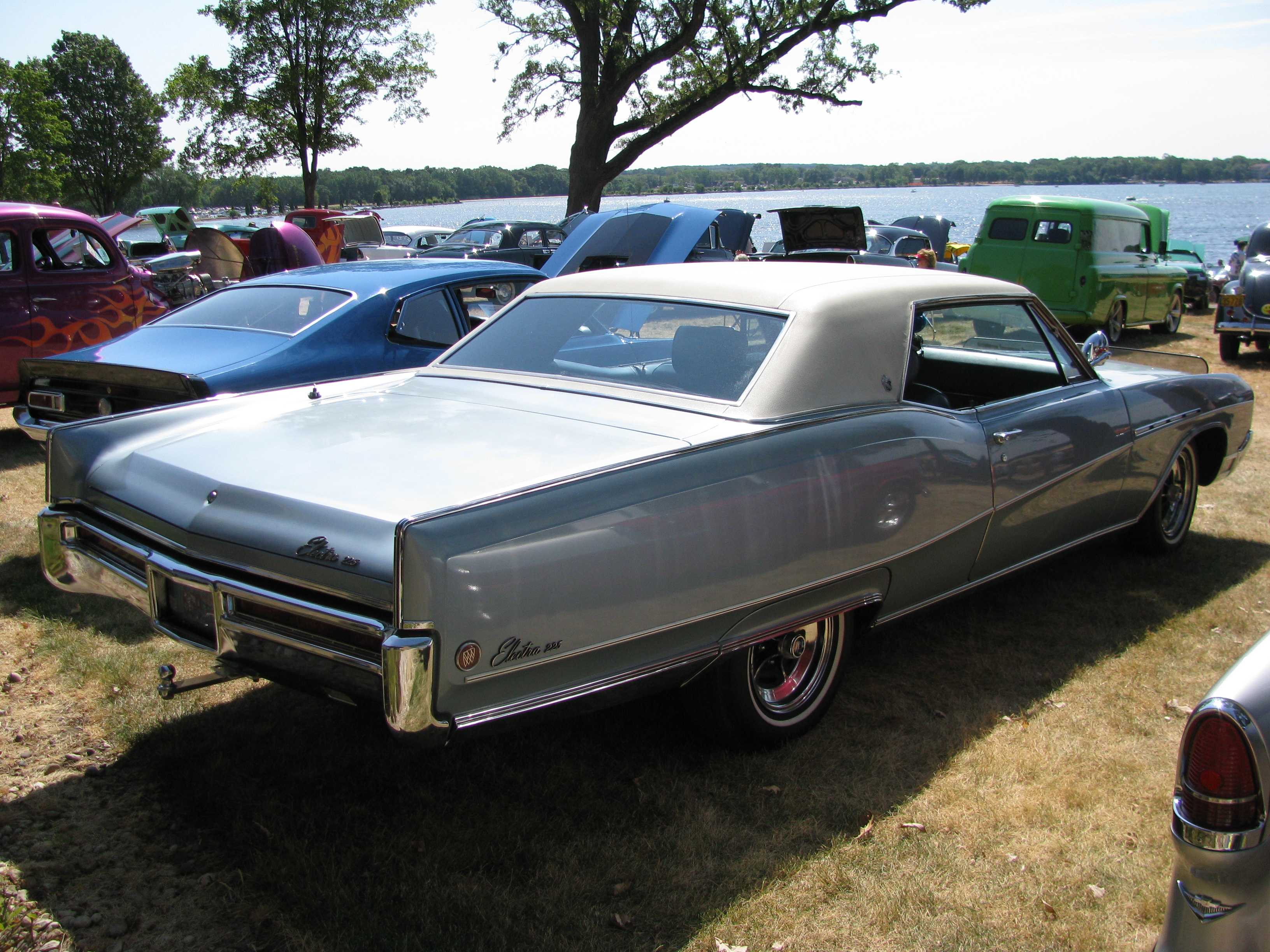 1968 Buick Electra 225 Information And Photos Momentcar