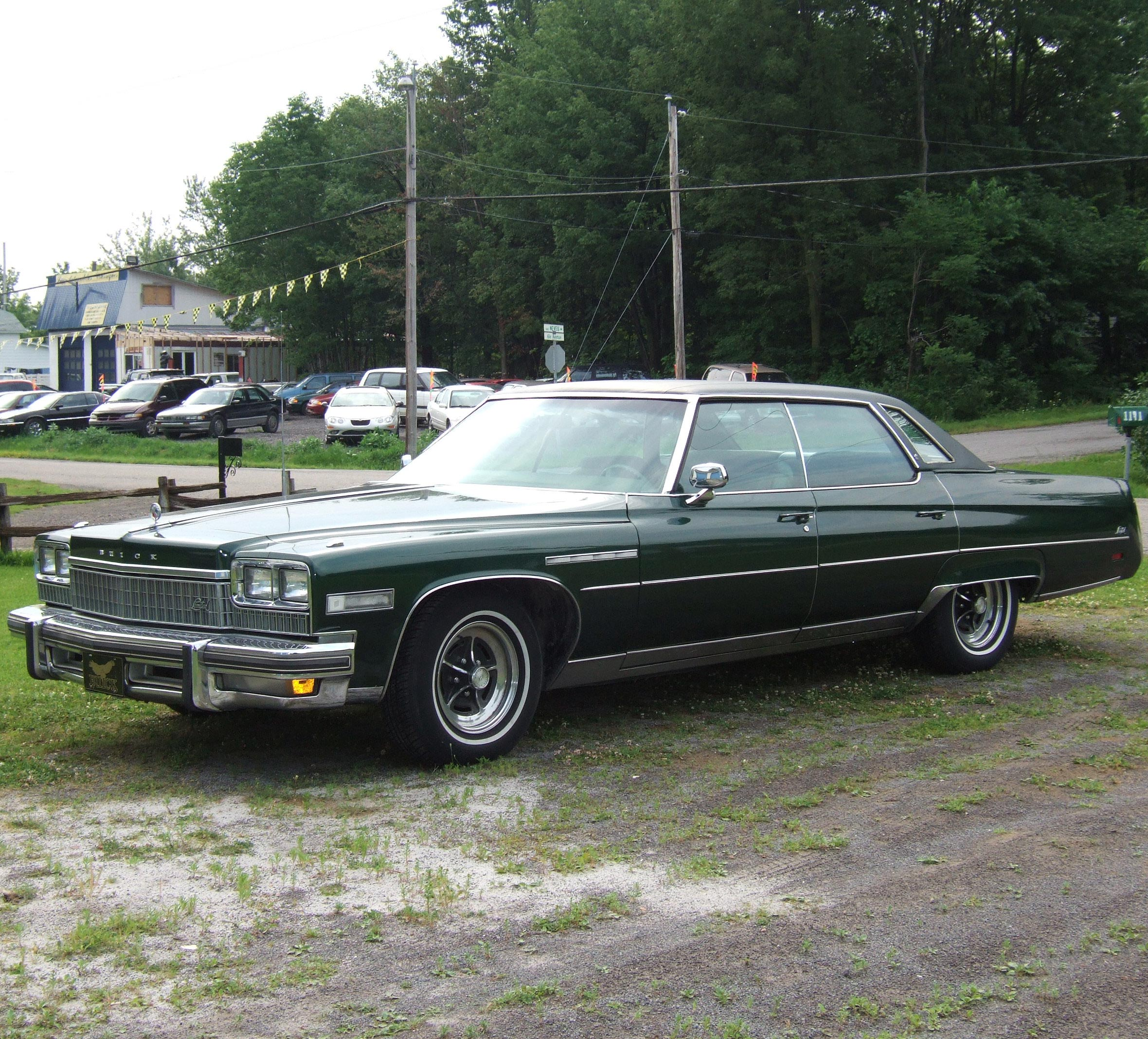 1976 Buick Electra 225 Information And Photos Momentcar