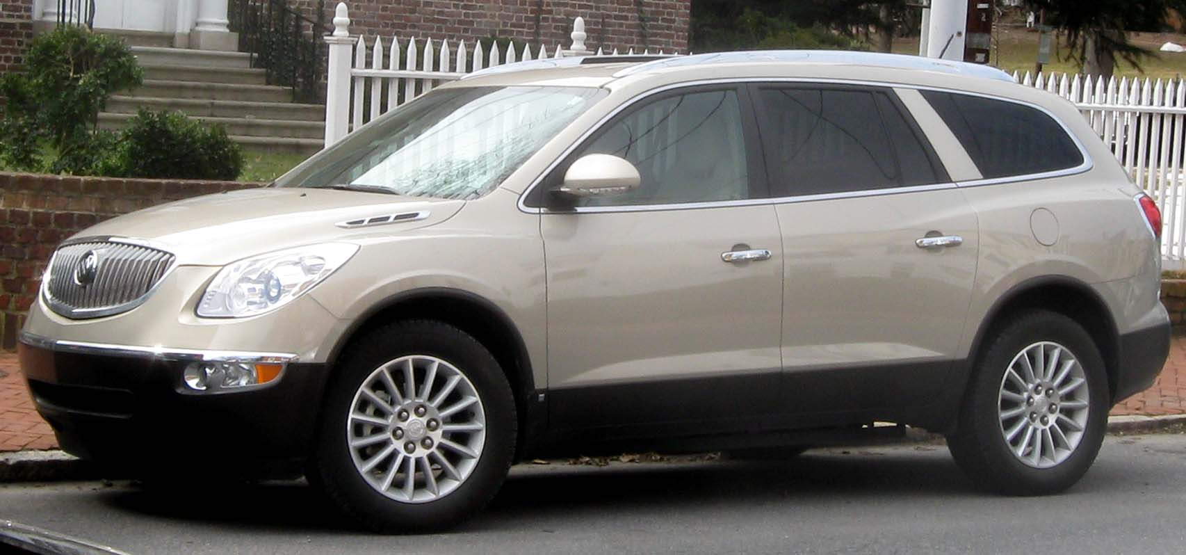 2010 Buick Enclave Information And Photos Momentcar