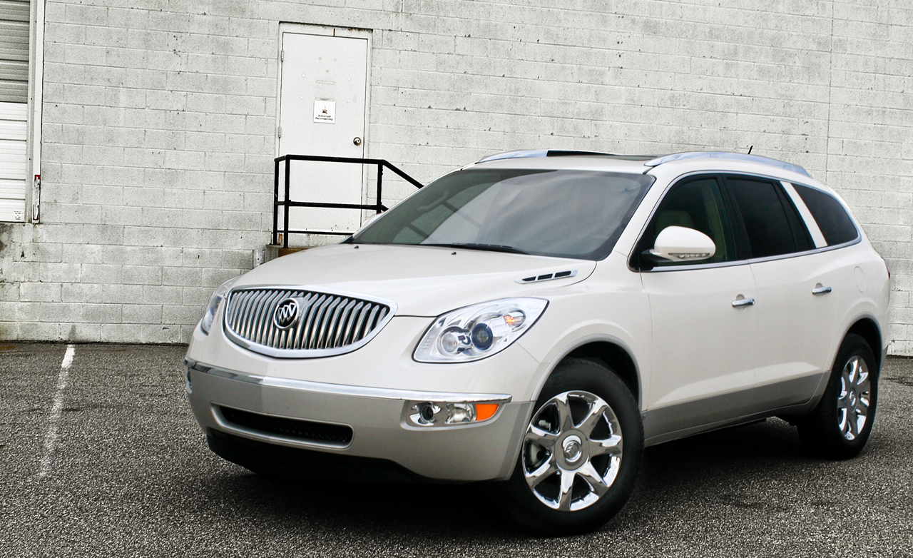 2010 Buick Enclave - Information and photos - MOMENTcar