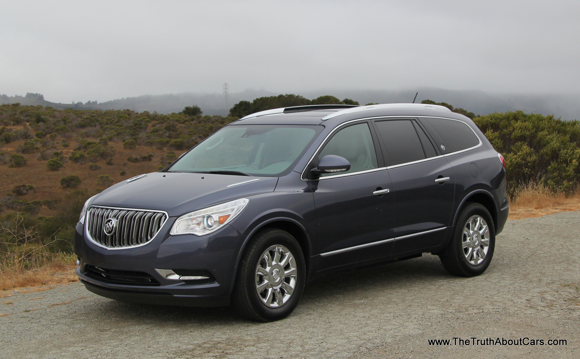 2014 Buick Enclave Information And Photos Momentcar 2014 Buick