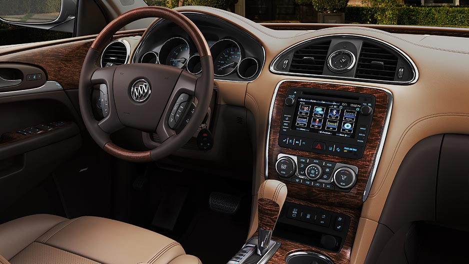 2014 Buick Enclave  Information and photos  MOMENTcar