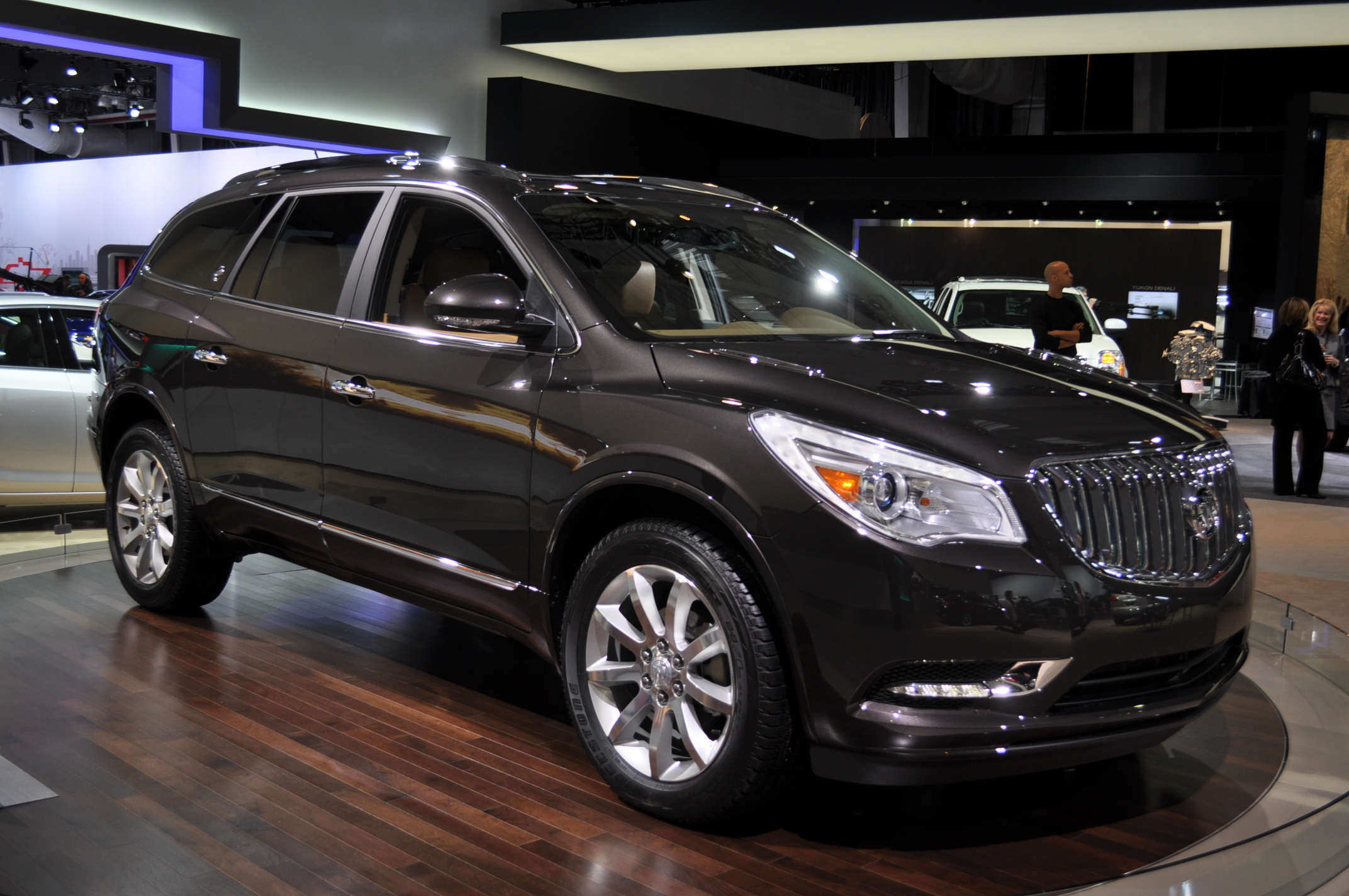 2014 buick enclave information and photos momentcar. Black Bedroom Furniture Sets. Home Design Ideas