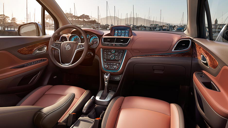 2014 Buick Encore  Information and photos  MOMENTcar
