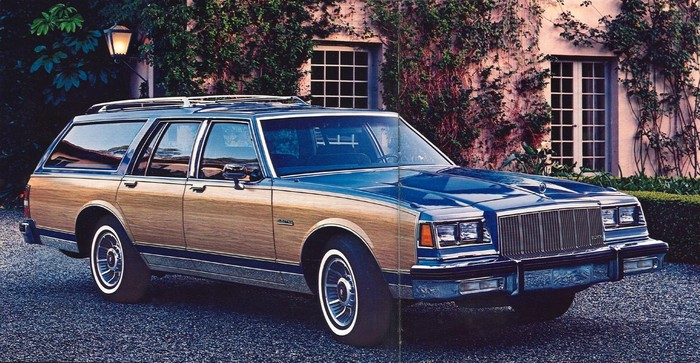Buick Estate Wagon #13