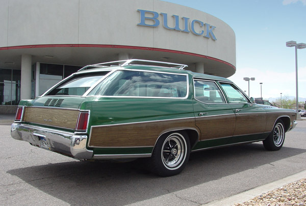 1971 buick estate wagon information and photos momentcar. Black Bedroom Furniture Sets. Home Design Ideas