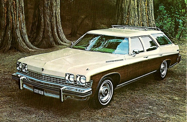 Buick Estate Wagon 1974 #4