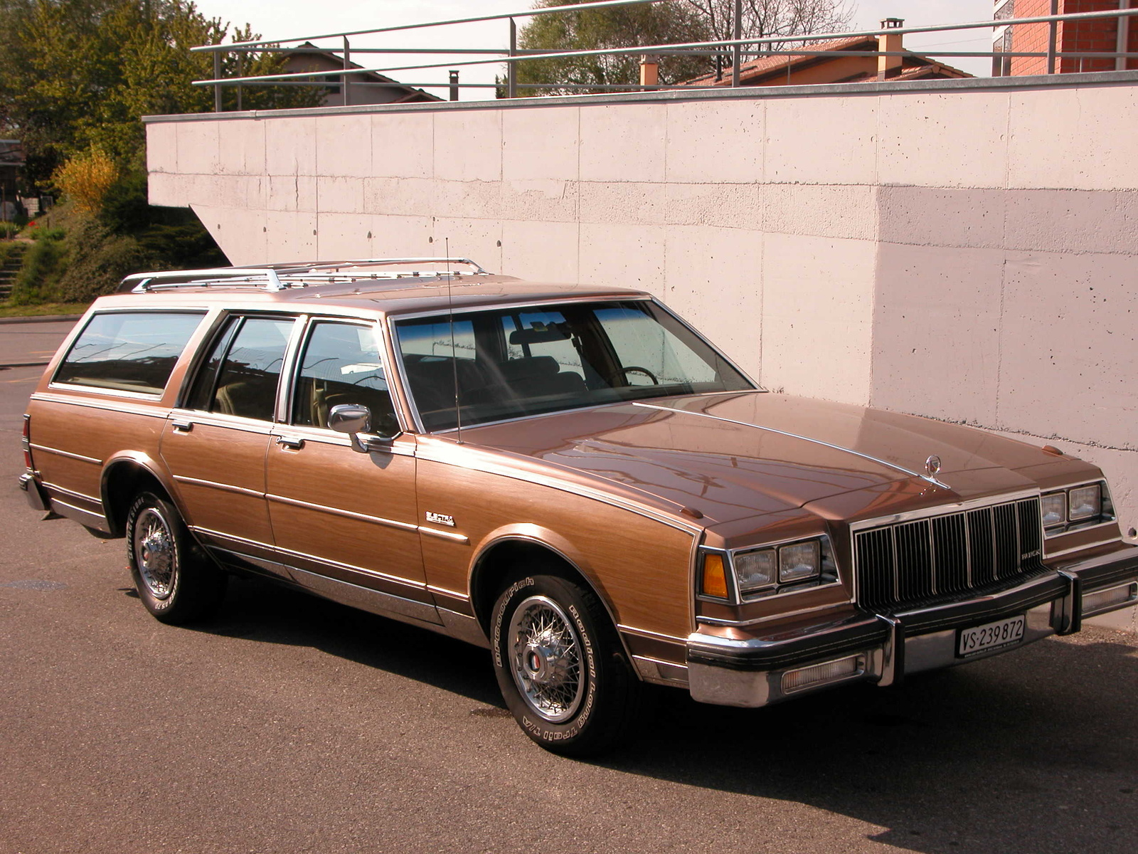 Buick Estate Wagon #10