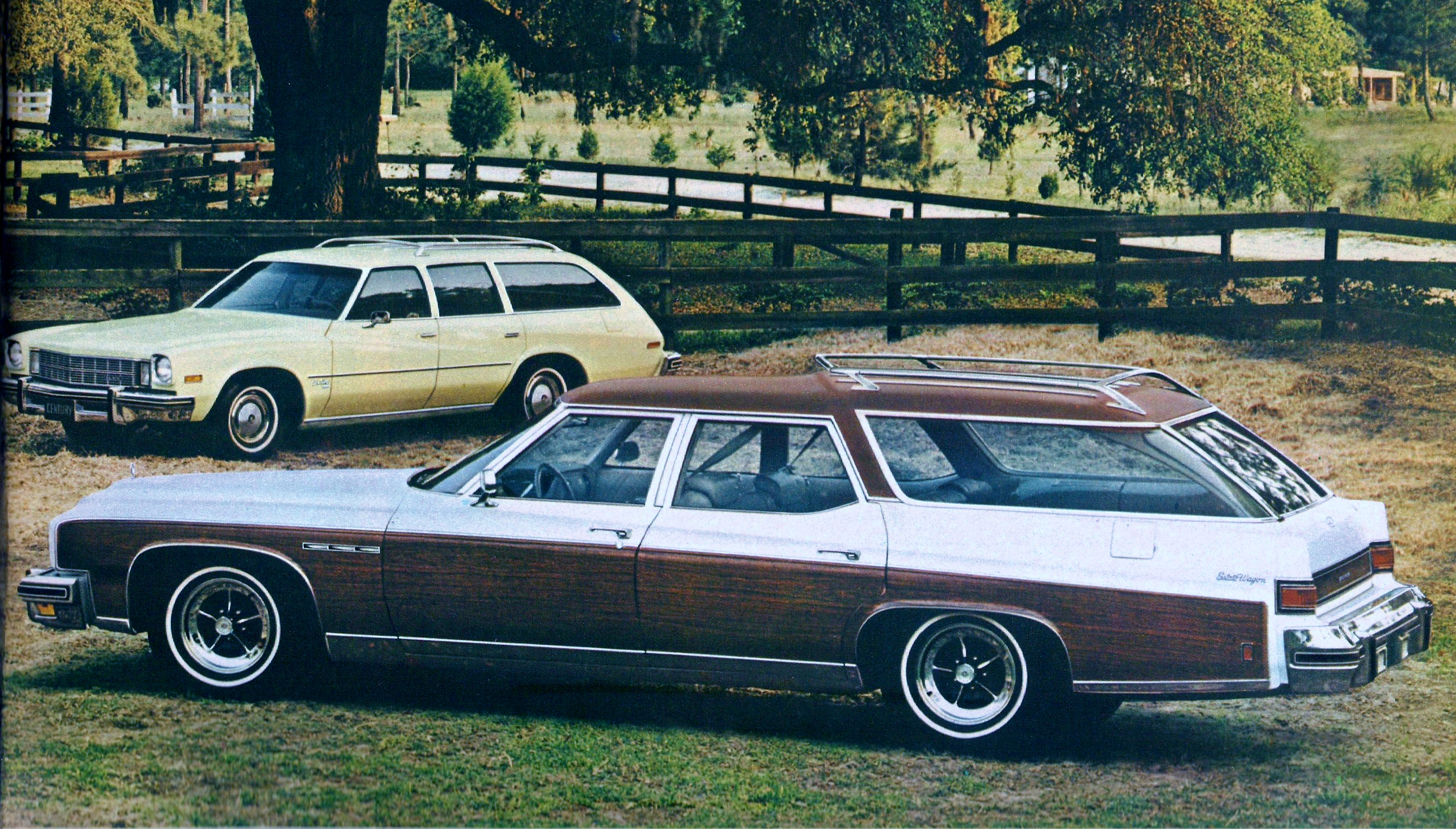 Buick Estate Wagon Base #1
