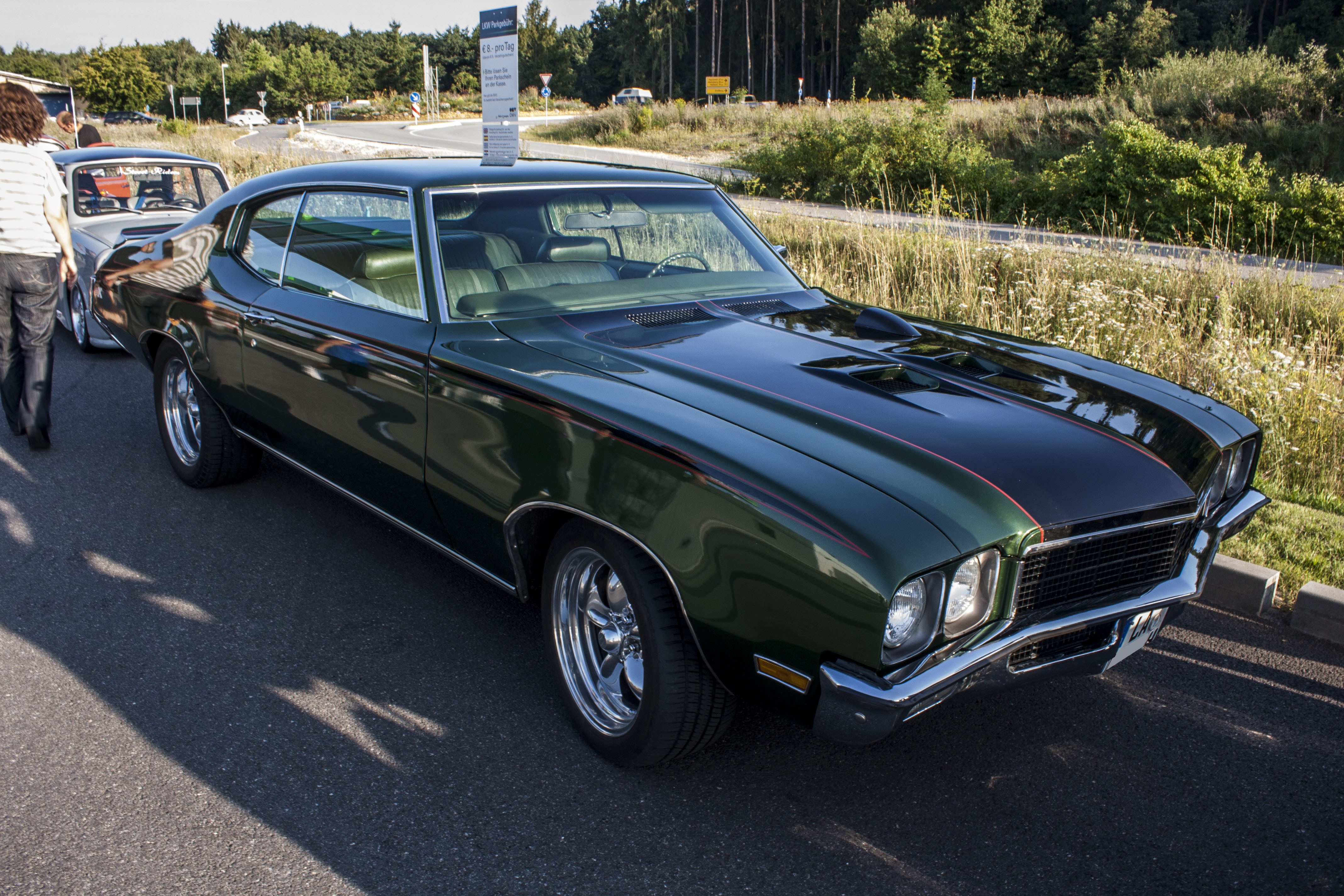 Buick GS 350 #6