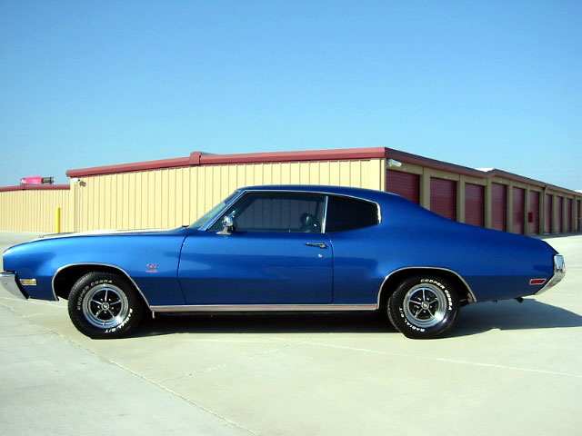 Buick GS 350 #9