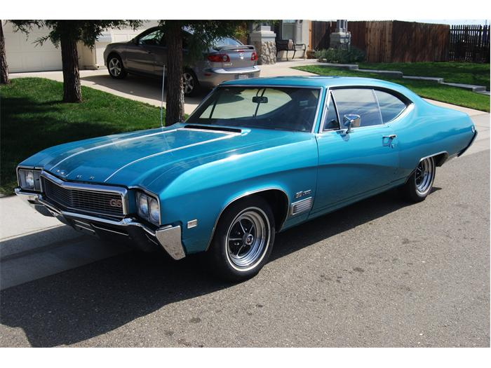 Buick GS 400 #4