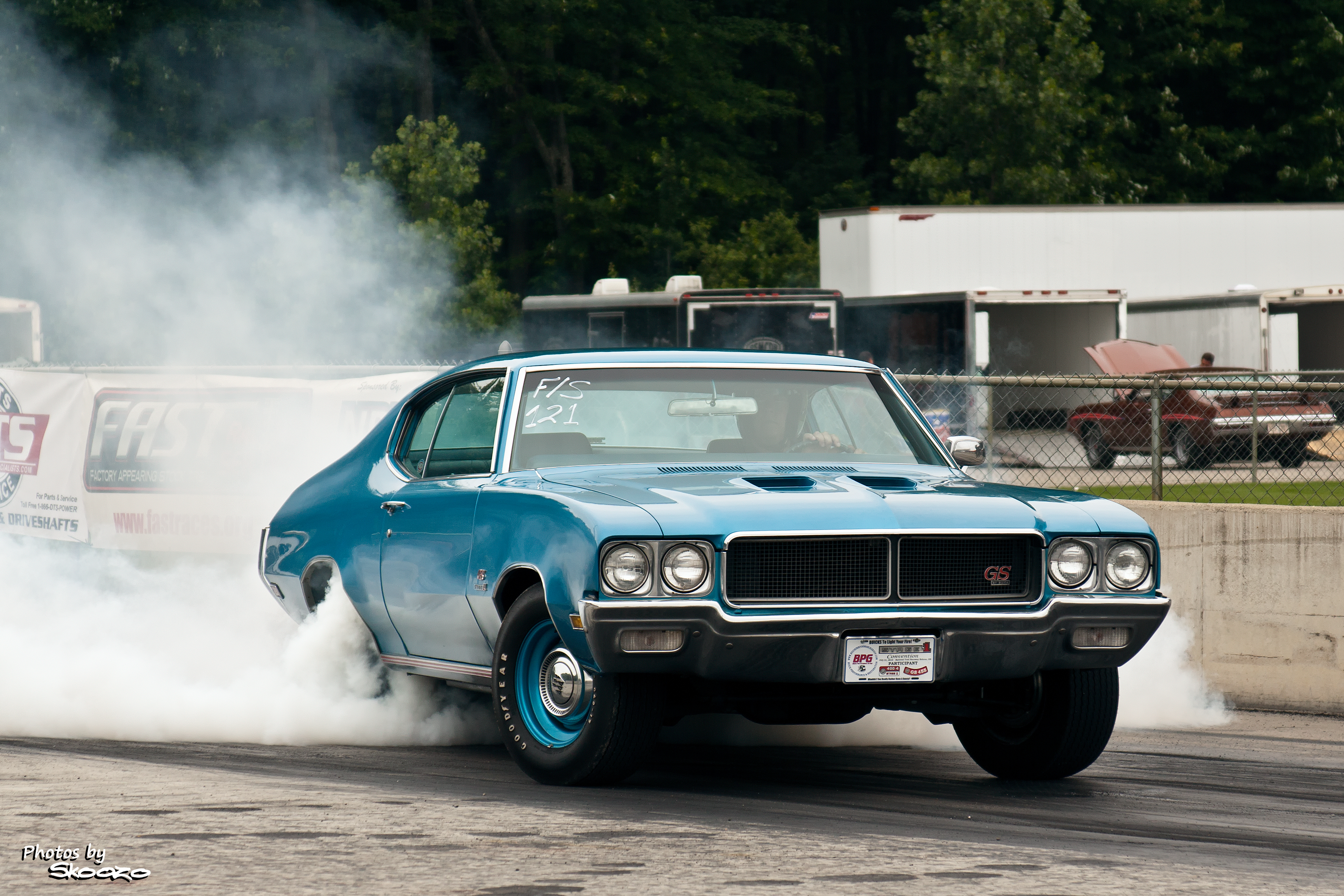 Buick GSX Stage I #1