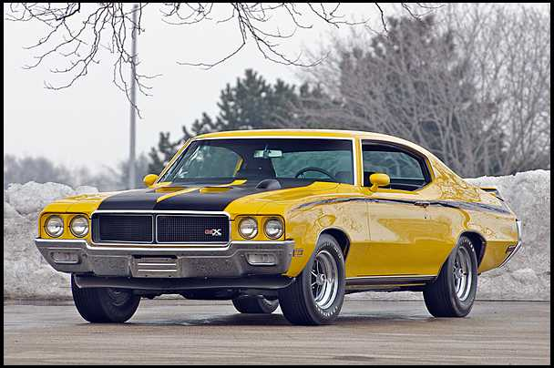 Buick GSX Stage I #11