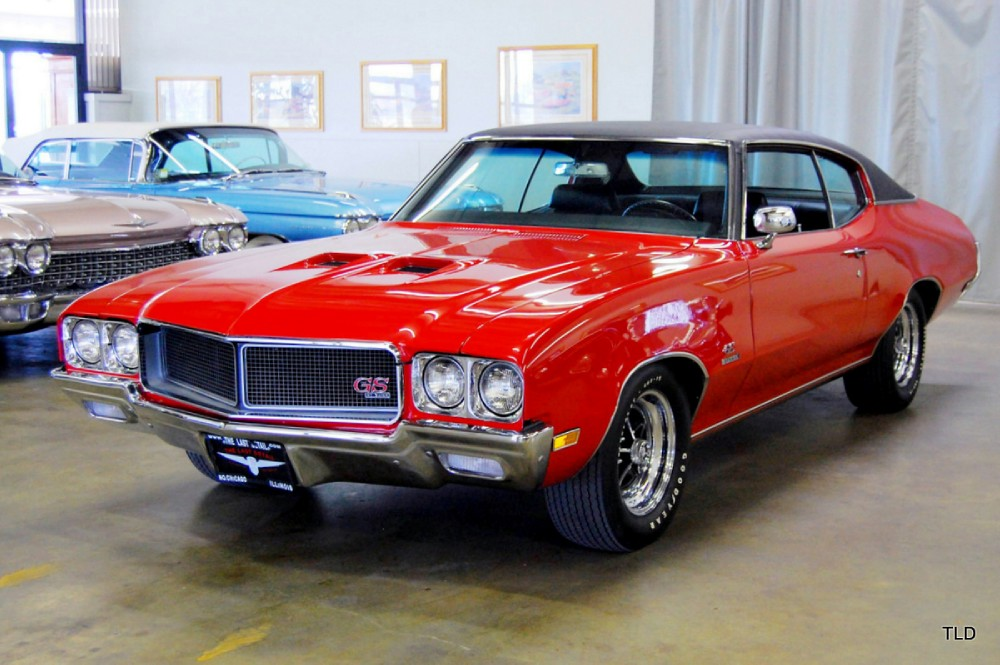1970 Buick Gsx Stage I Information And Photos Momentcar