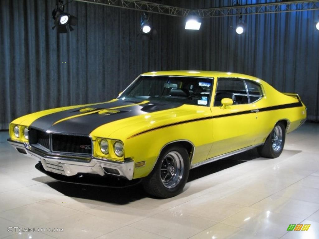 Buick GSX Stage I #3