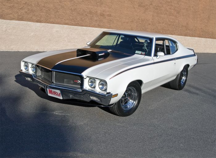 Buick GSX Stage I #5