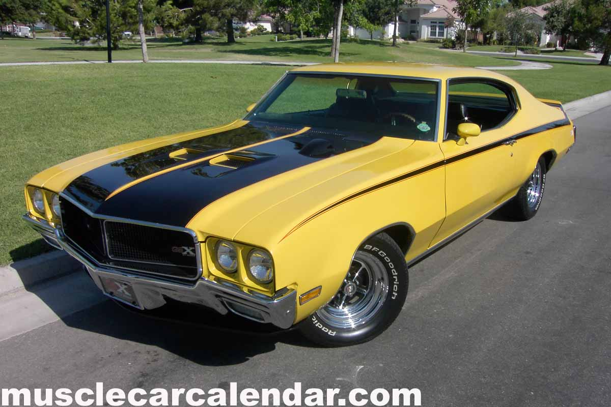 Buick GSX Stage I #9