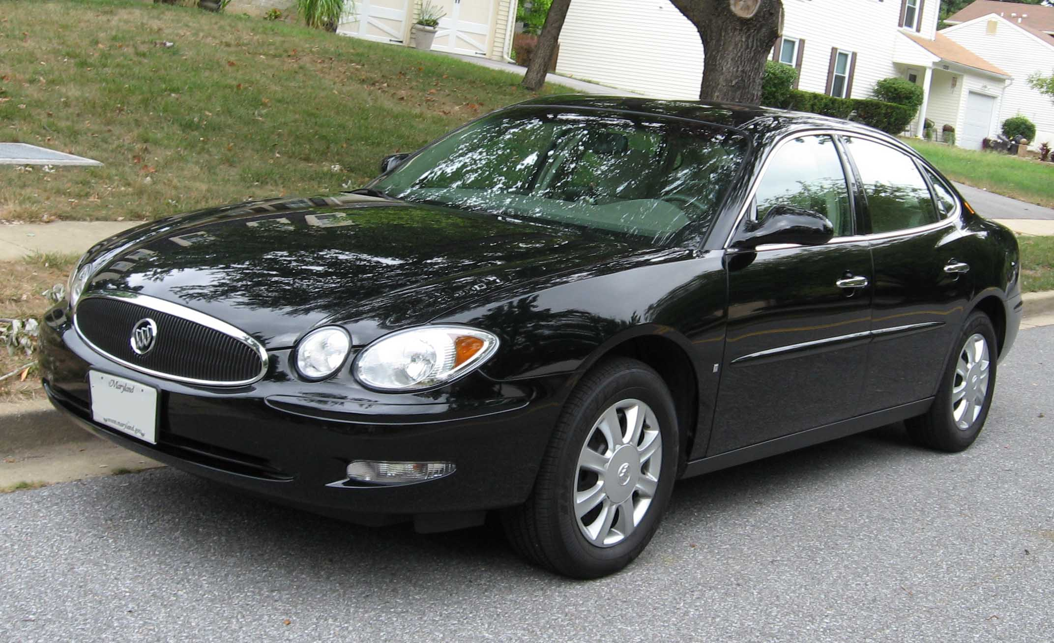 2007 Buick LaCrosse - Information and photos - MOMENTcar