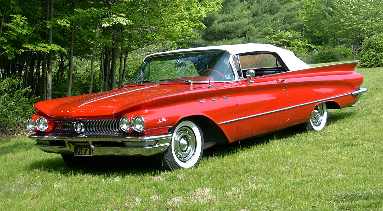 1960 Buick Lesabre Information And Photos Momentcar