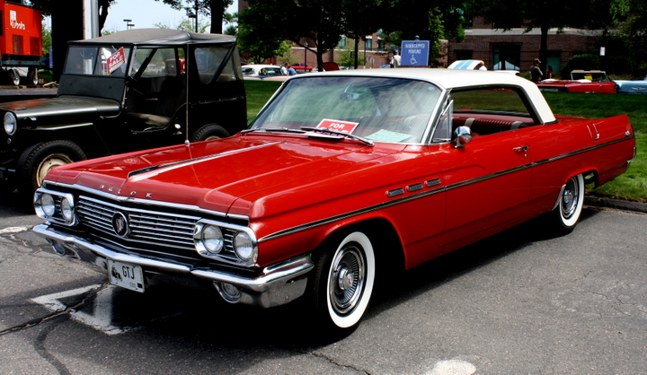 1963 Buick Lesabre Information And Photos Momentcar