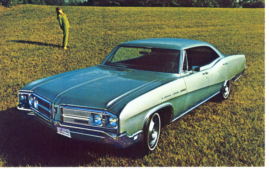 1968 Buick Lesabre Information And Photos Momentcar