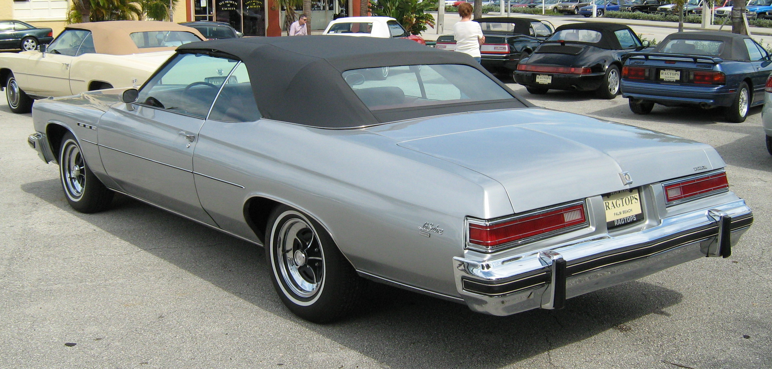 1975 Buick Lesabre Information And Photos Momentcar
