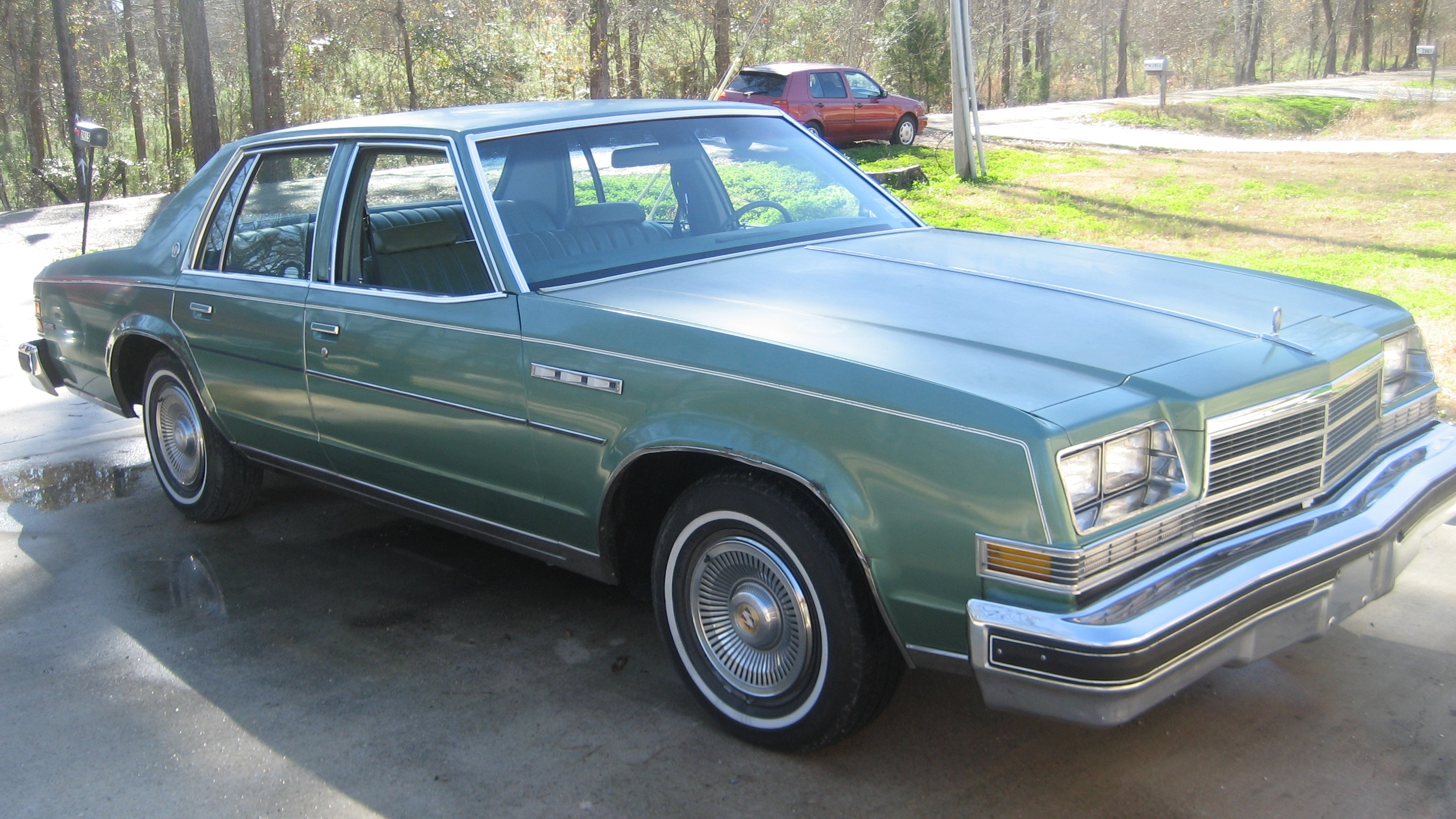1978 Buick Lesabre Information And Photos Momentcar
