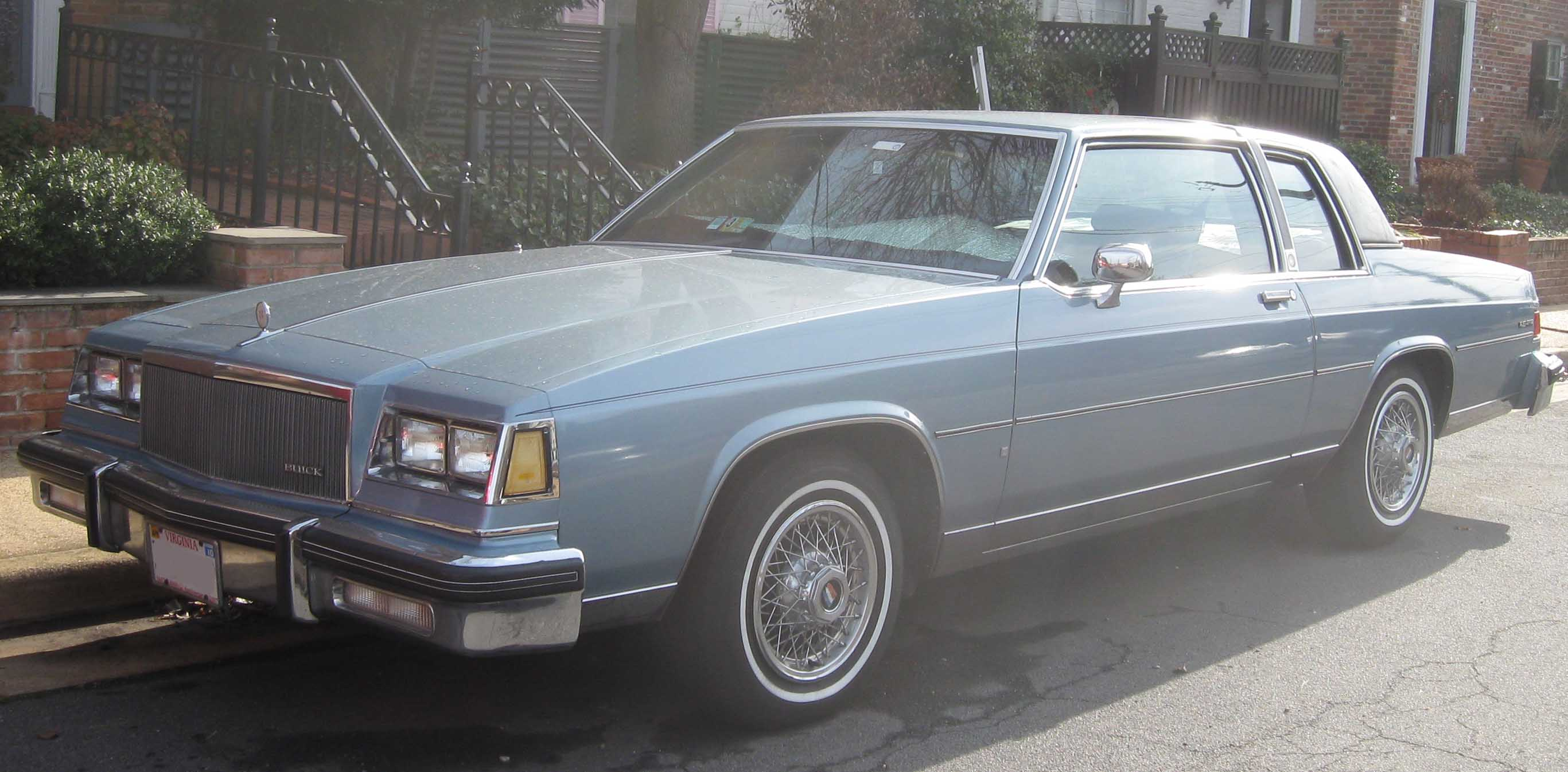 1985 Buick Lesabre Limited Edition For Sale
