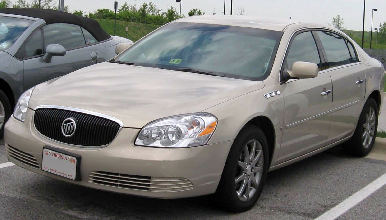 2007 Buick Lucerne - Information and photos - MOMENTcar