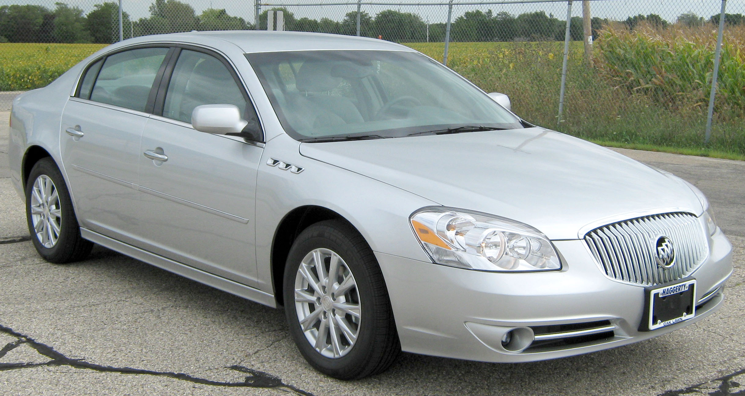 Are You Ready To Wave Goodbye To The Buick Lucerne? | GM Authority