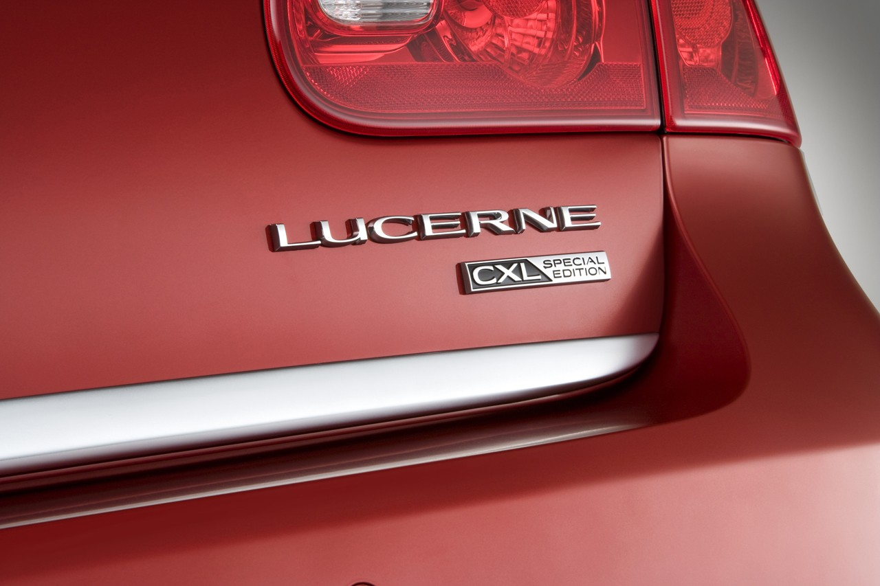 Buick Lucerne CXL Special Edition #2