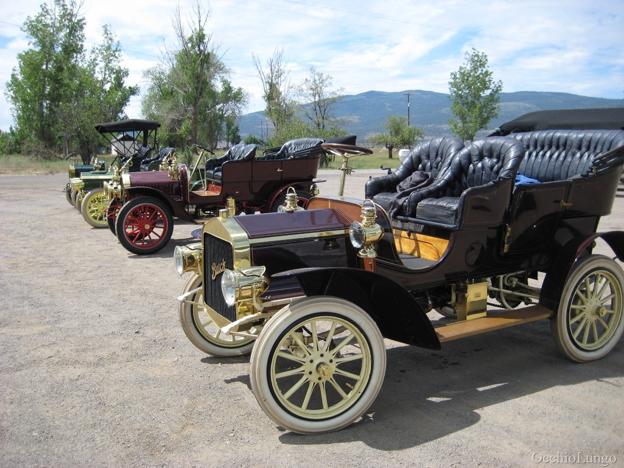 1906 Buick Model F - Information and photos - MOMENTcar