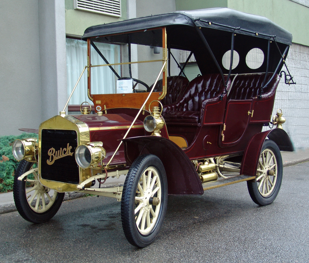 1906 buick model f information and photos momentcar for J and b motors