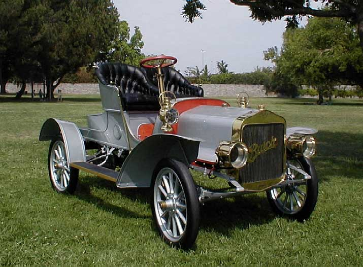 1907 Buick Model F Information And Photos Momentcar
